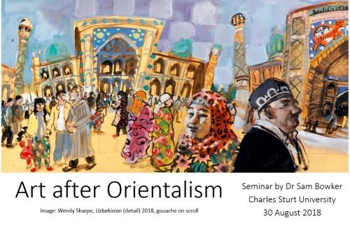 Art after Orientalism